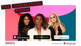 The Undressing Room hosted by Eva Marcille, Lore'l, and Dominique da Diva