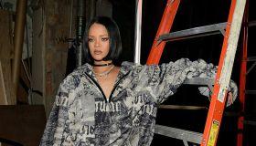 FENTY PUMA by Rihanna AW16 Collection - Backstage - Fall 2016 New York Fashion Week