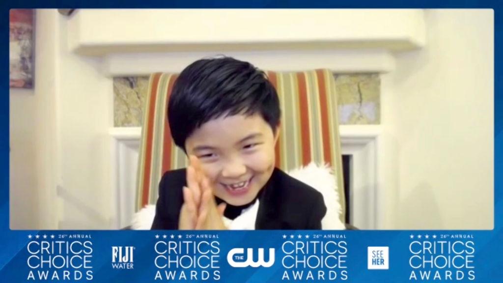 26th Annual Critics Choice Awards - Press Room