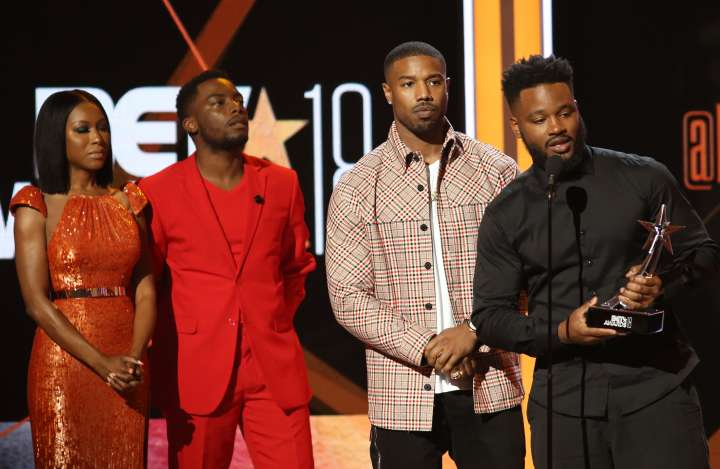 2018 BET Awards -Show