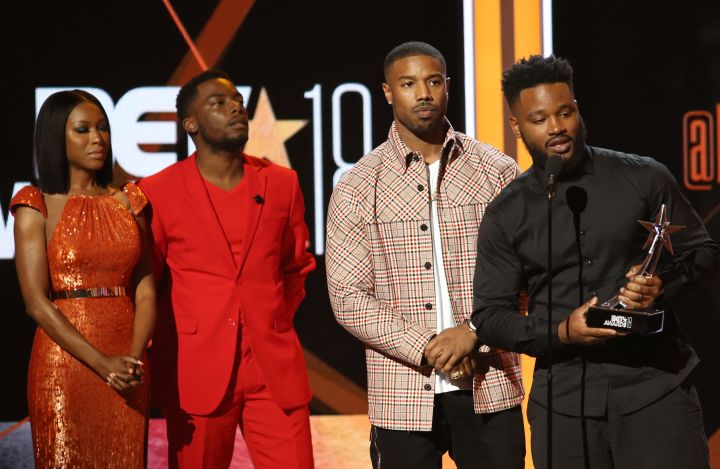 2018 BET Awards -Show