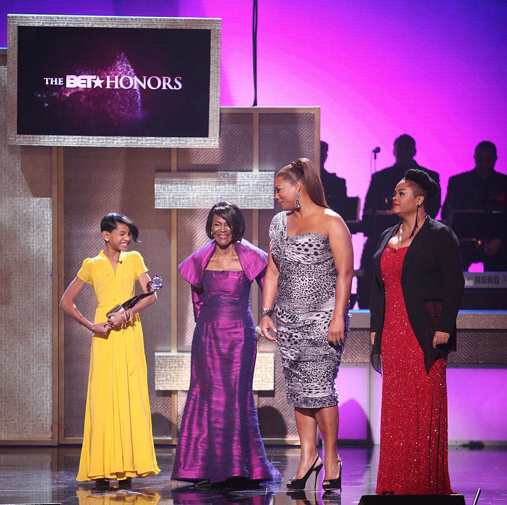 USA-BET Honors 2012 Presentation