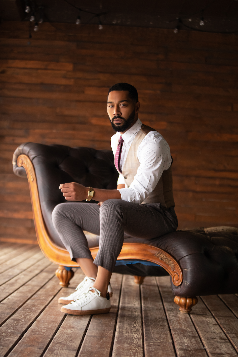 Comedian and Actor Tone Bell