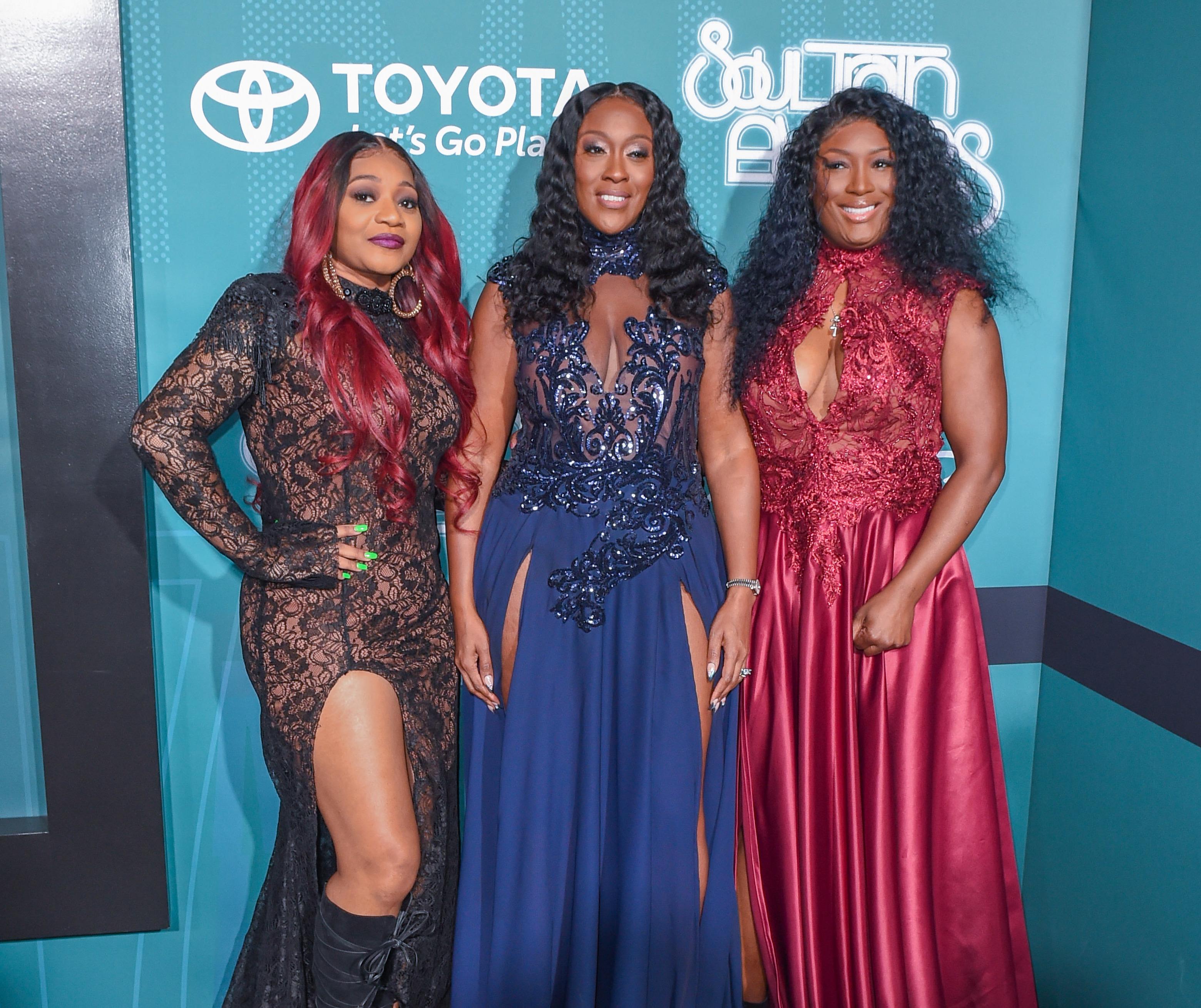 2017 Soul Train Awards - Arrivals