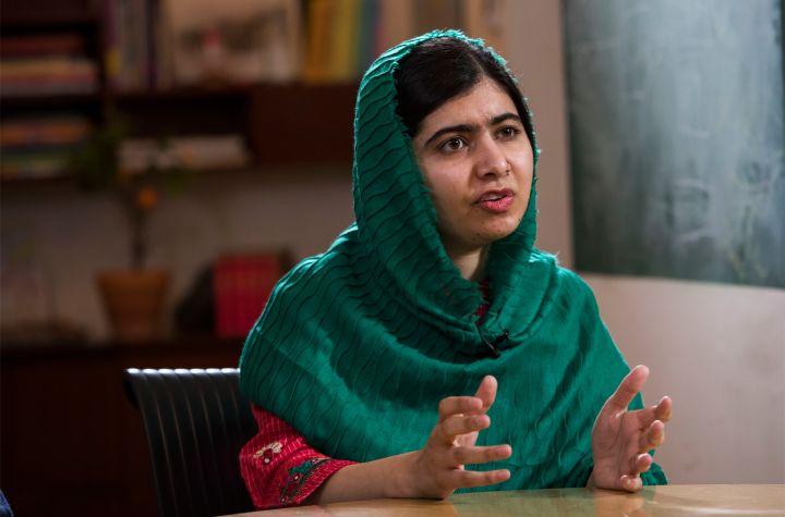 Malala Yousafzai partners with Apple