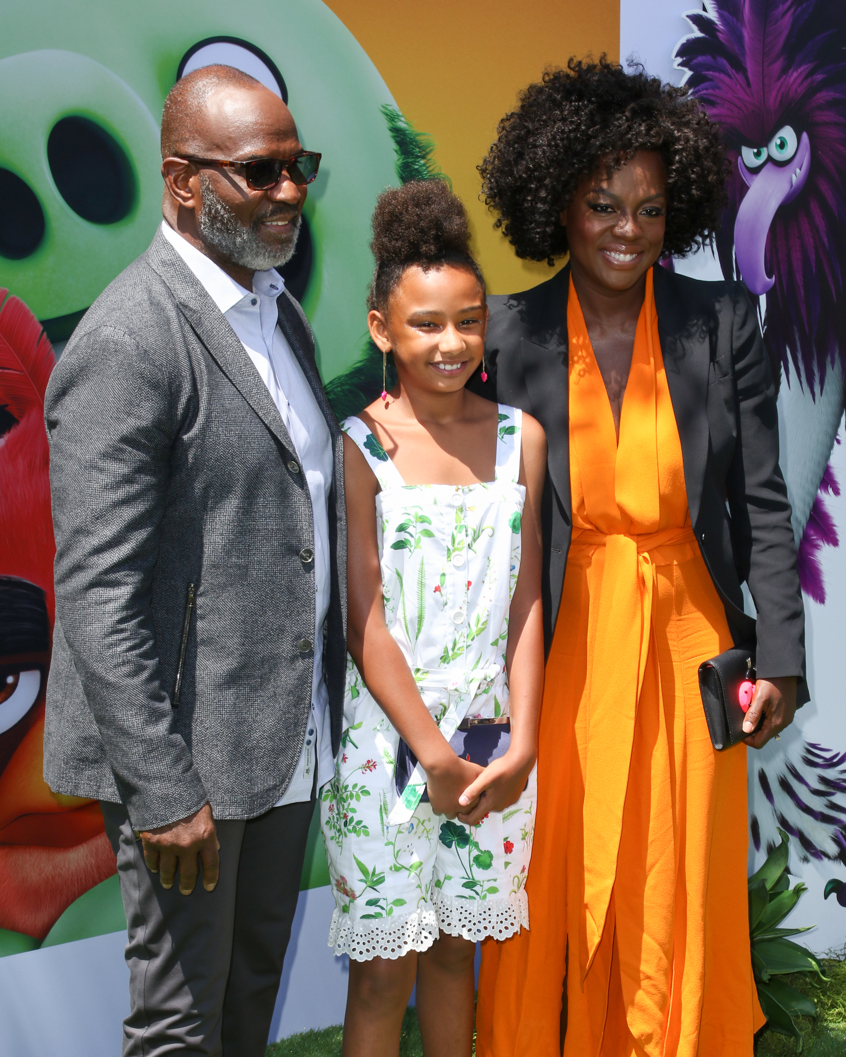 Premiere of 'The Angry Birds Movie 2'