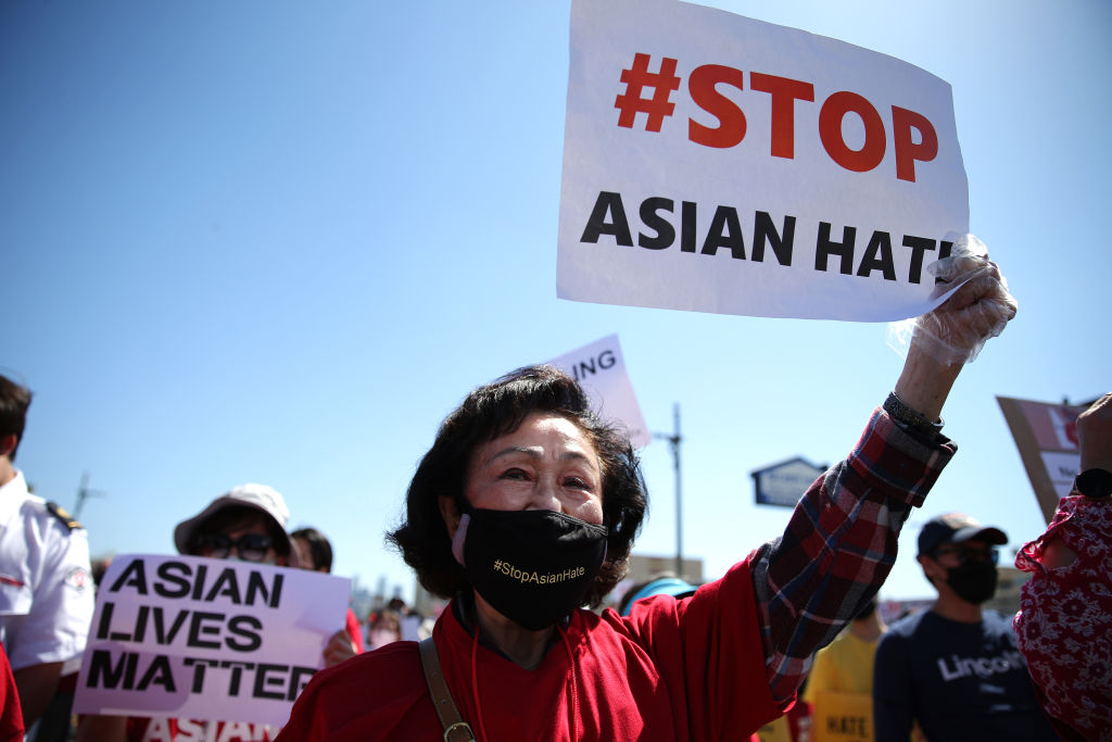 Across The U.S., Rallies Call For An End To Anti-Asian Violence