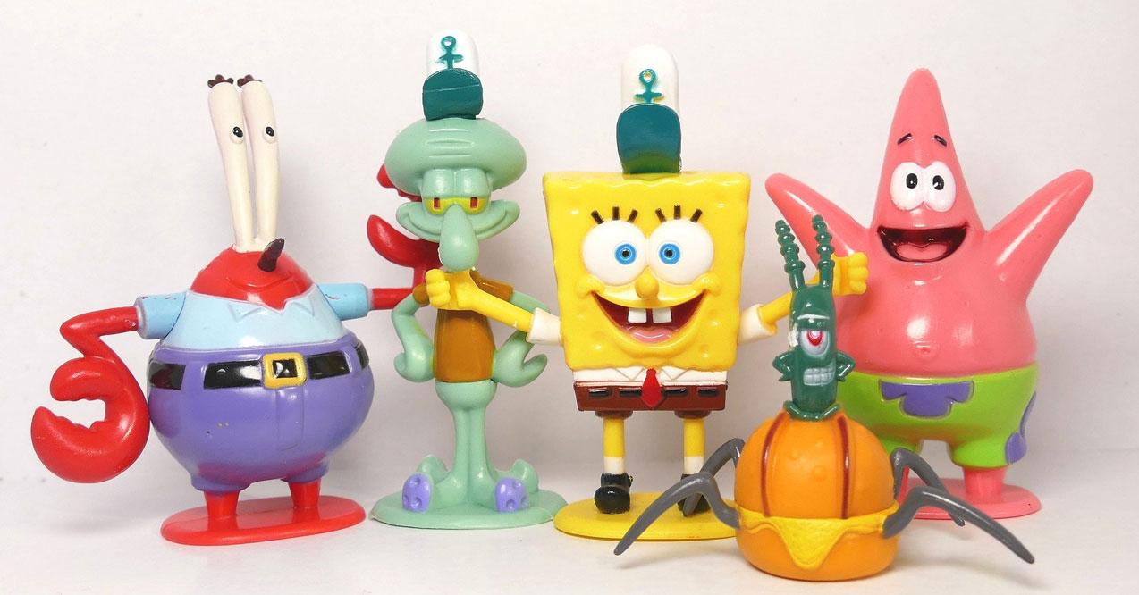 Spongebob Auditions