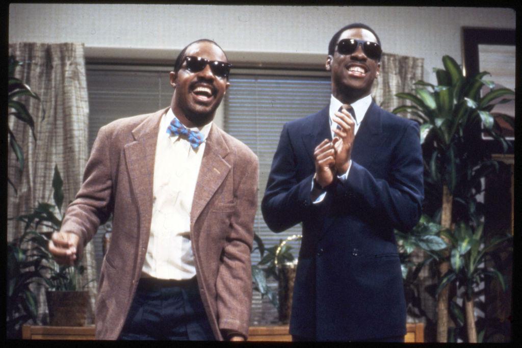 Wonder & Murphy On SNL
