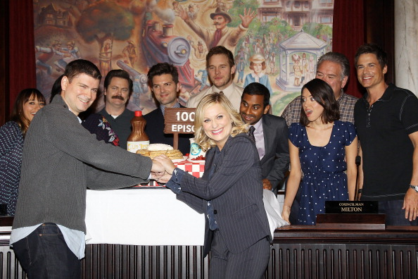 """Parks And Recreation"" 100th Episode Celebration"