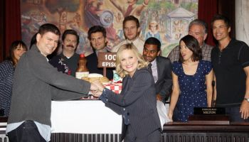 """""""Parks And Recreation"""" 100th Episode Celebration"""
