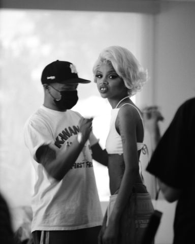 BTS from 'The Good Life' Monogram Campaign featuring Slick Woods, Curren$y, Ghetto Gastro, Chika and Aleali May