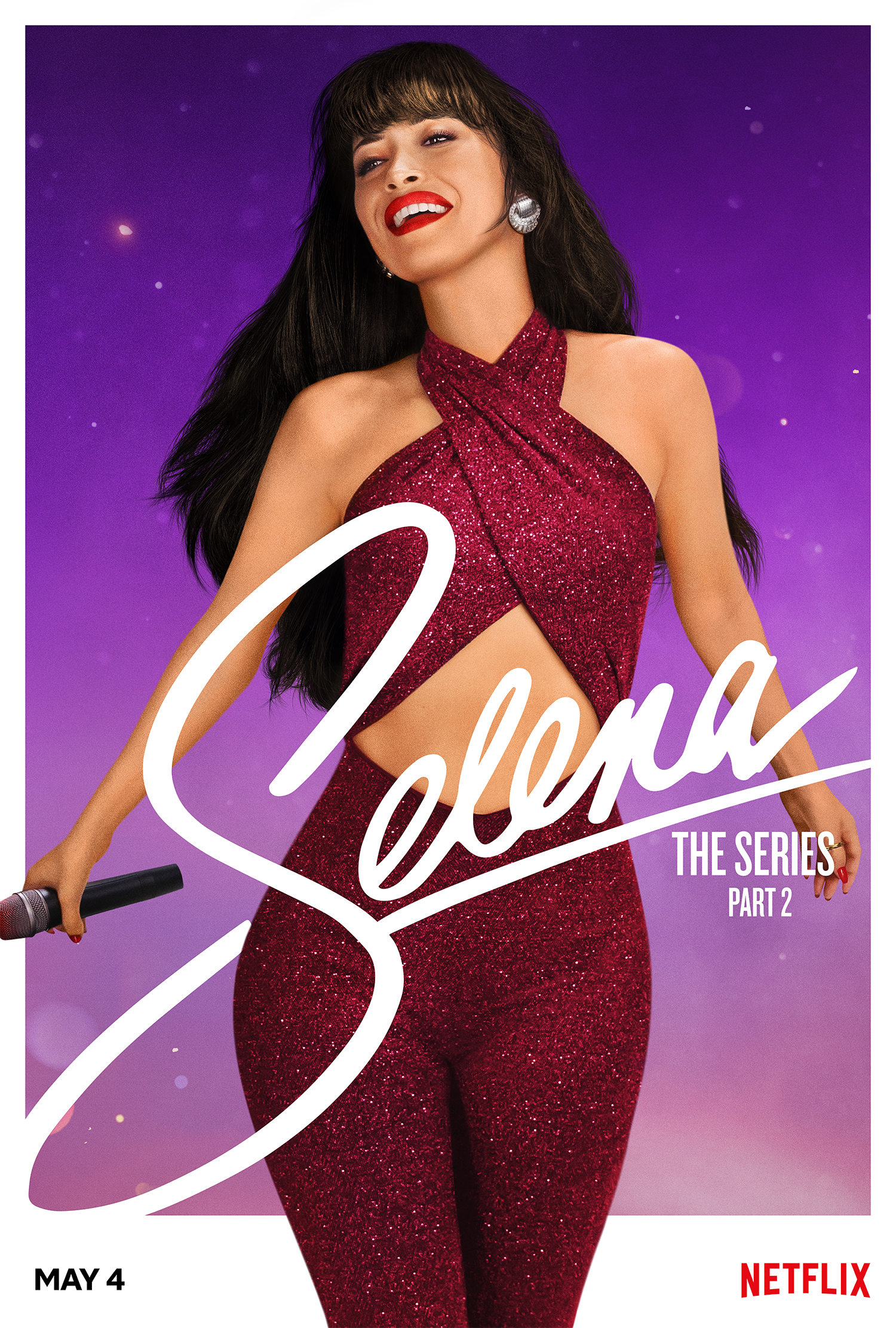 Selena: The Series, Netflix