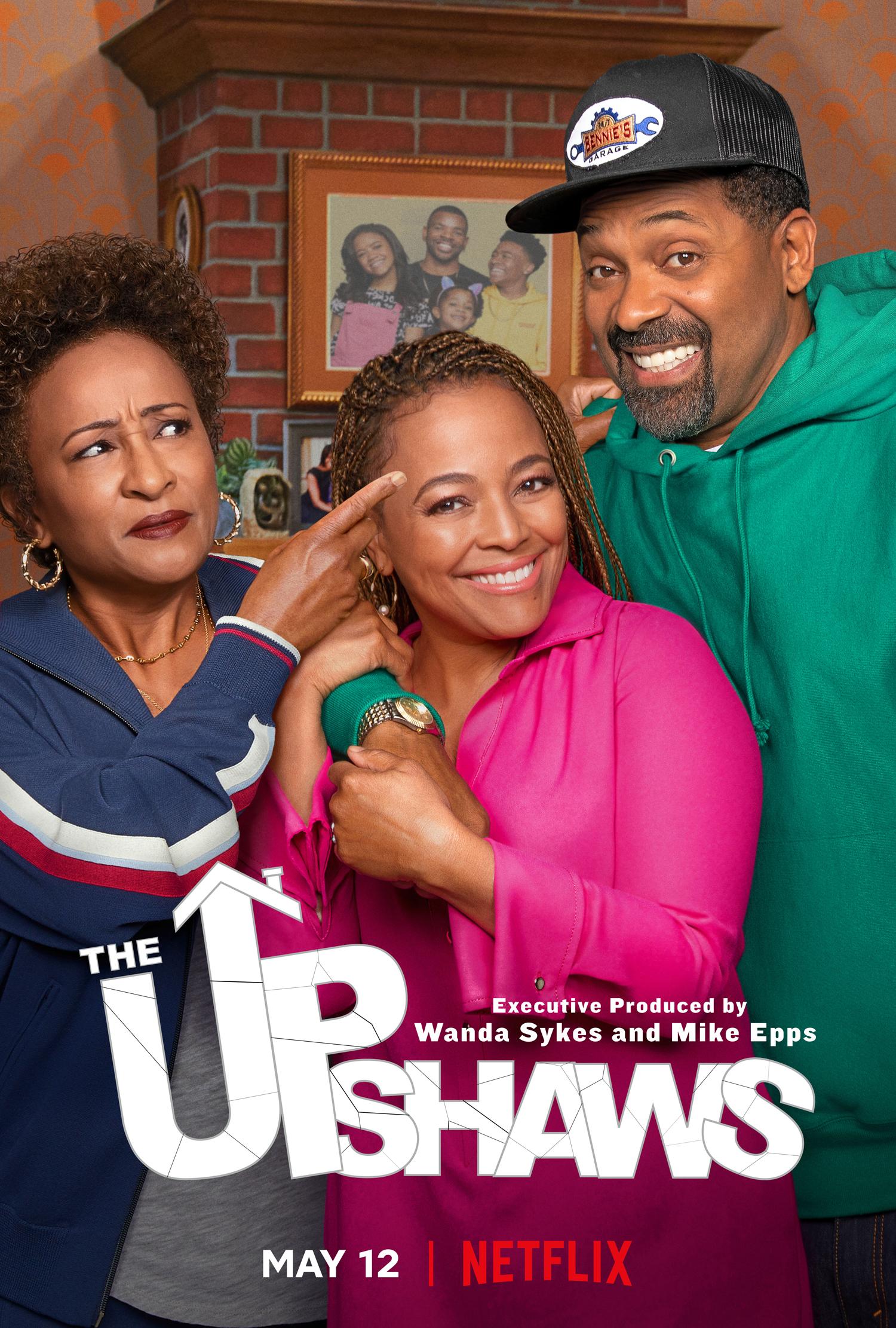 The Upshaws, Mike Epps, Netflix