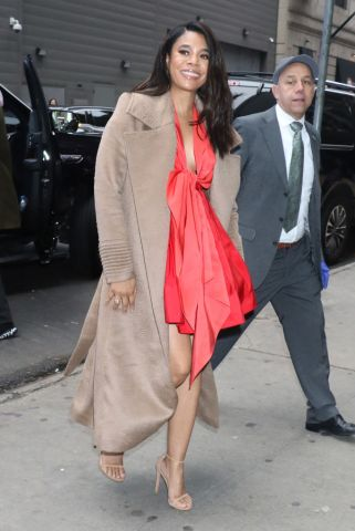 Celebrity Sightings In New York - March 12, 2020