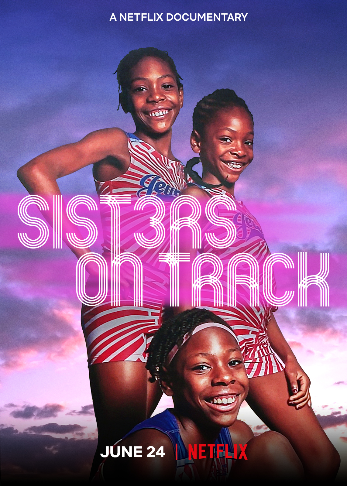 Sisters on Track for Netflix