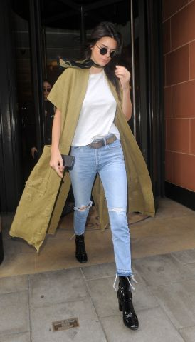 London Celebrity Sightings - May 23, 2016