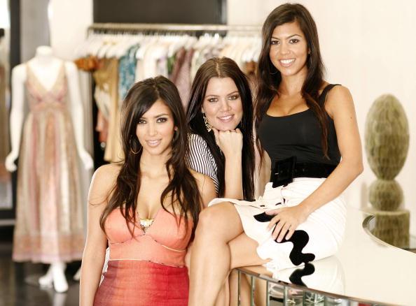 Portrait Sesssion with Kim Kardashian