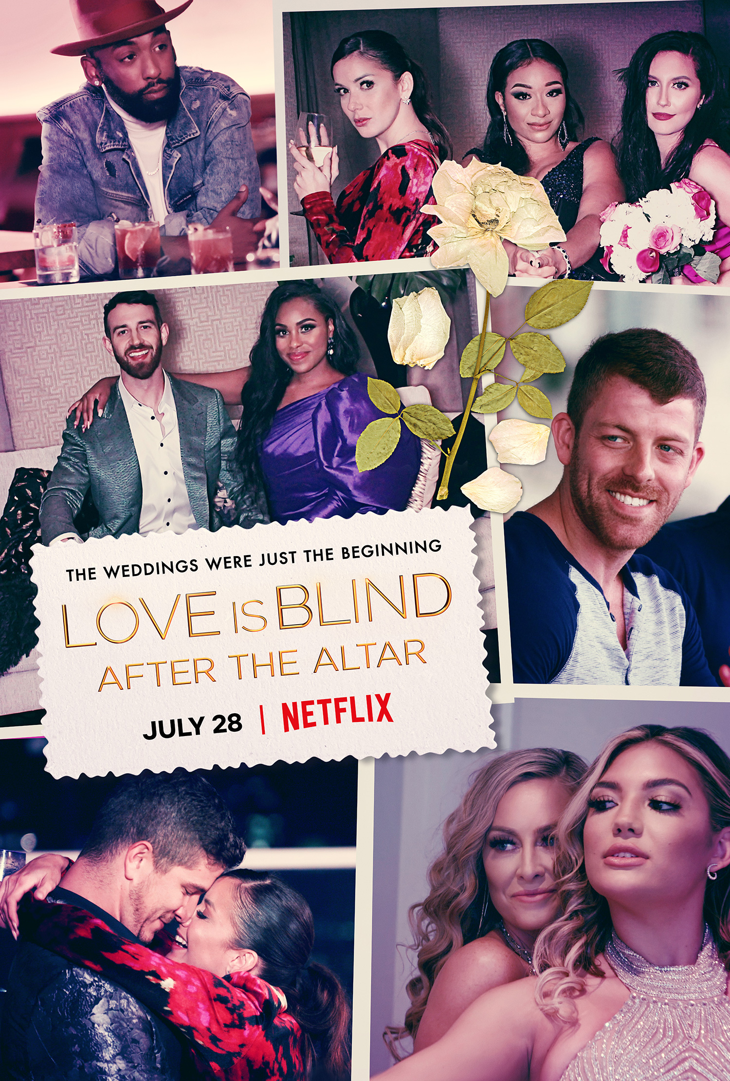 Love Is Blind: After The Altar reunion special