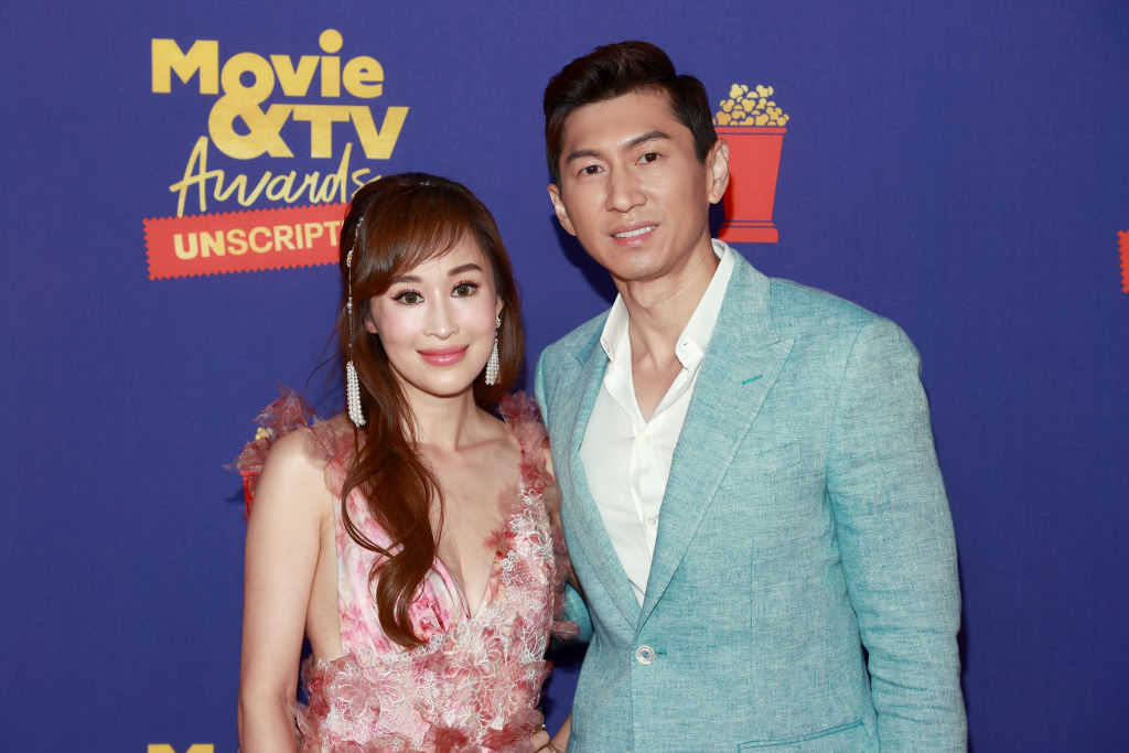 2021 MTV Movie & TV Awards: UNSCRIPTED - Red Carpet