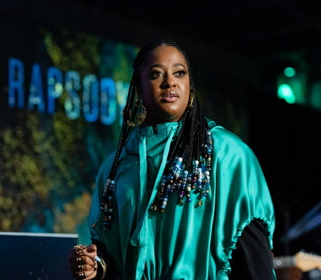 Rapsody at BET Music Showcase – Grammy Weekend 2020