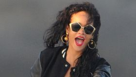 Rihanna Sightings In Portofino - July 28, 2012