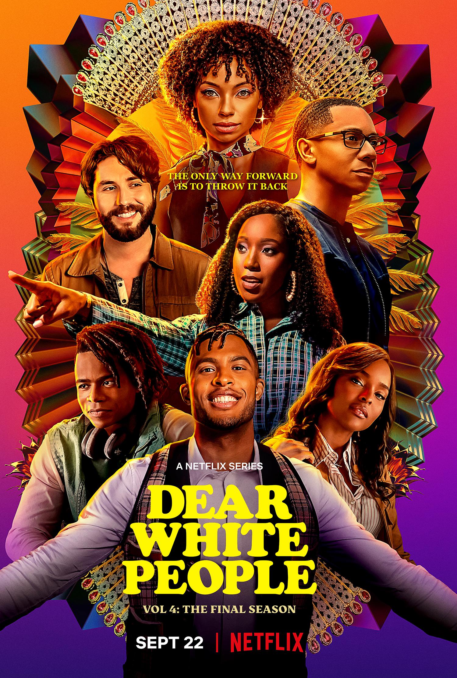 Dear White People season 4 key art