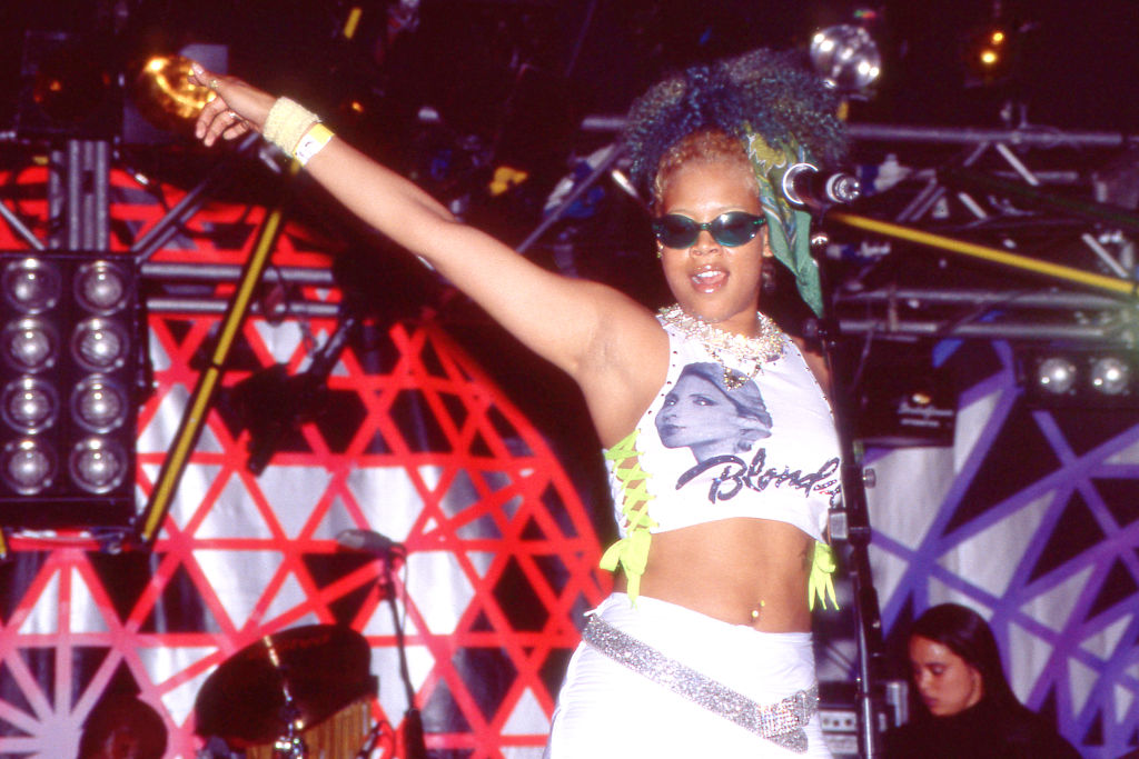 Happy Birthday! Kelis' Style Moments Stand The Test Of Time [Gallery]