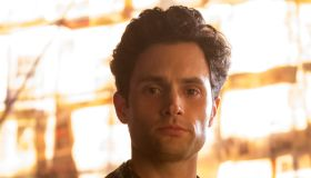 Penn Badgley in You for Netflix