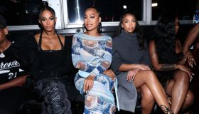 Laquan Smith - Front Row & Backstage - September 2021 - New York Fashion Week: The Shows