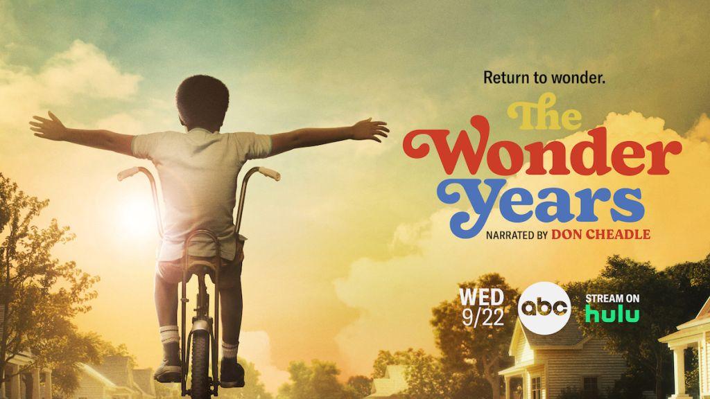 The Wonder Years Key Art and Stills