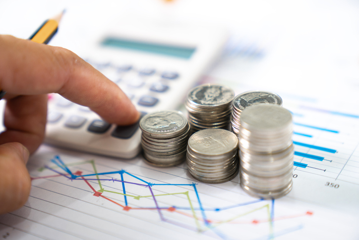 account and accounting concept