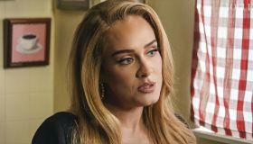 Adele on social media