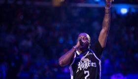Kalan.FrFr Destiny Rogers Clippers Halftime Performance